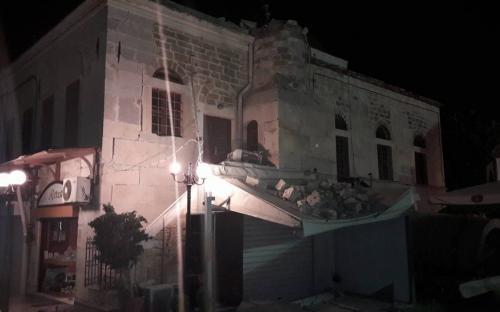 Στήριξη Δημάρχου Ρόδου και Προέδρου ΠΕΔ Νοτίου Αιγαίου στο Δήμαρχο και στους πολίτες της ΚΩ