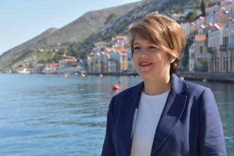 Υποψήφια με την παράταξη του Μανώλη Γλυνού η γιατρός Χαρίκλεια Ανδρουτσοπούλου